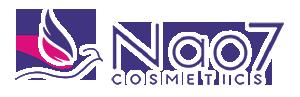 Logo - Nao7Cosmetics - Horizontal